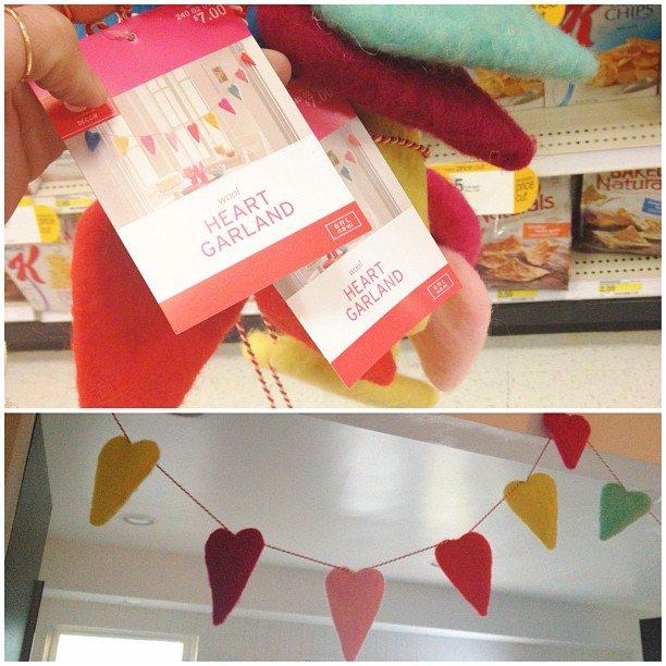 Valentine's Day Banner DIY
