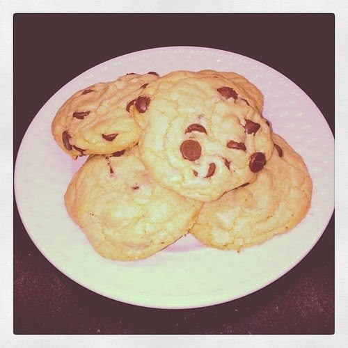 Coconut Oil Chocolate Chip Cookies Recipe