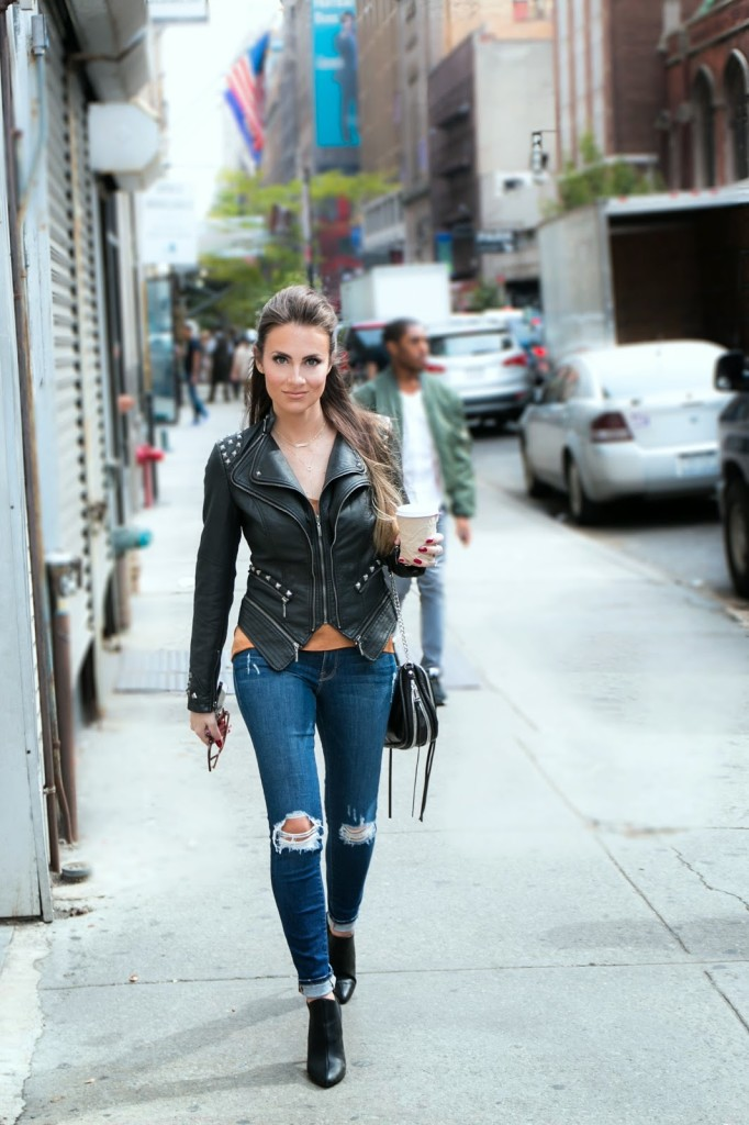 ootd nyc street style hello gorgeous by angela lanter