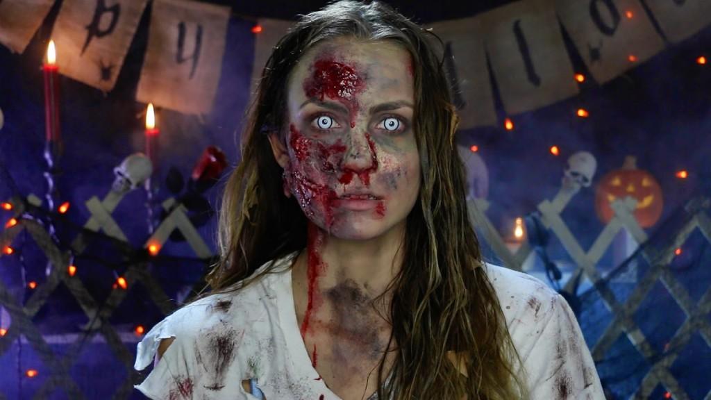 "VIDEO: Walking Dead Zombie ""Walker"" Makeup Tutorial"