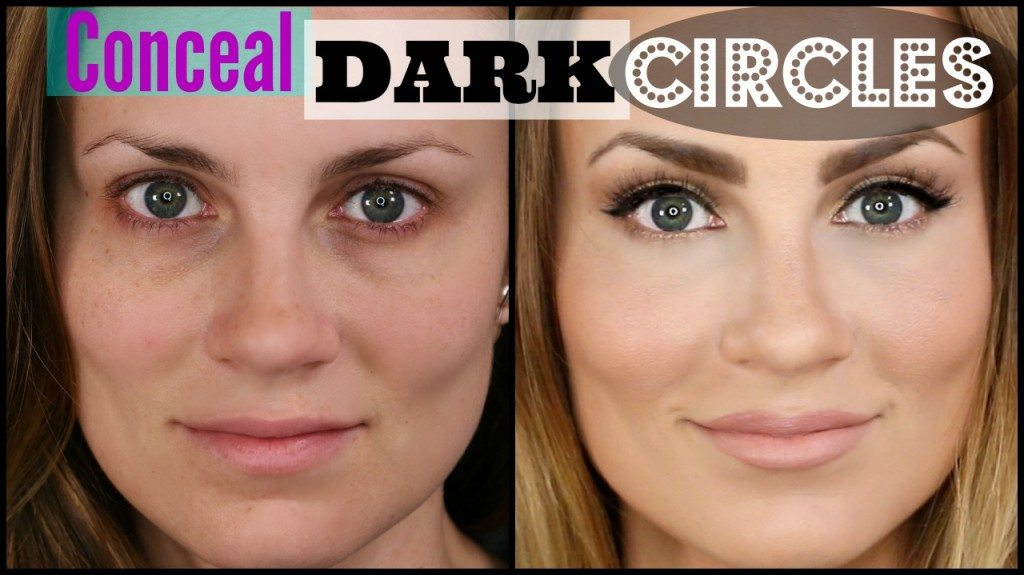 VIDEO: How to Cover Dark Under Eye Circles