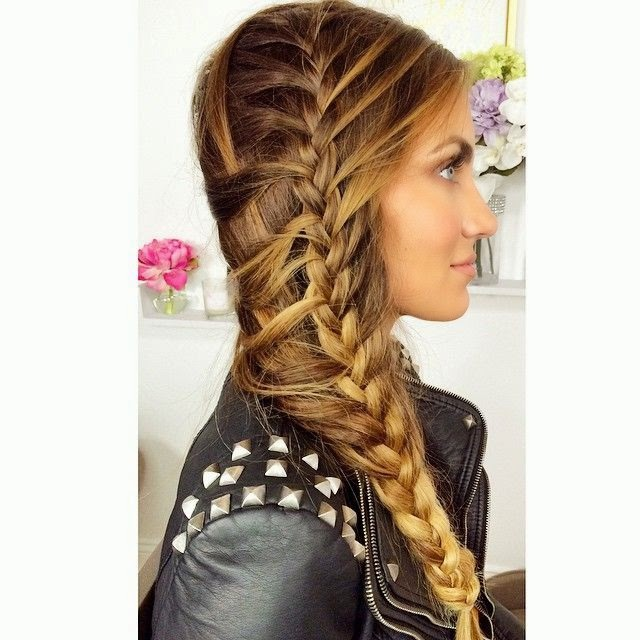 VIDEO: Mermaid Braid Tutorial