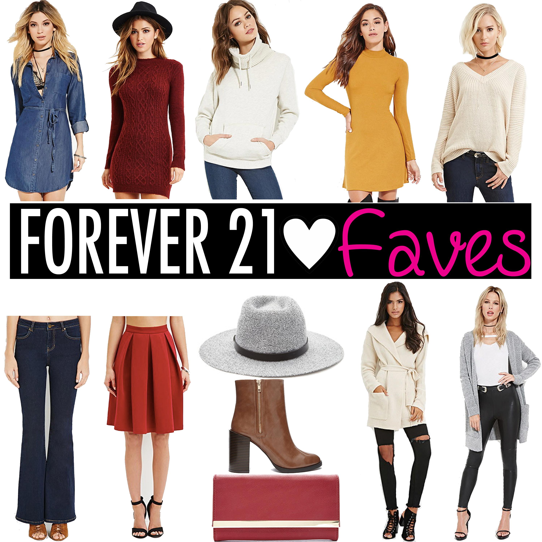 Forever 21 Faves