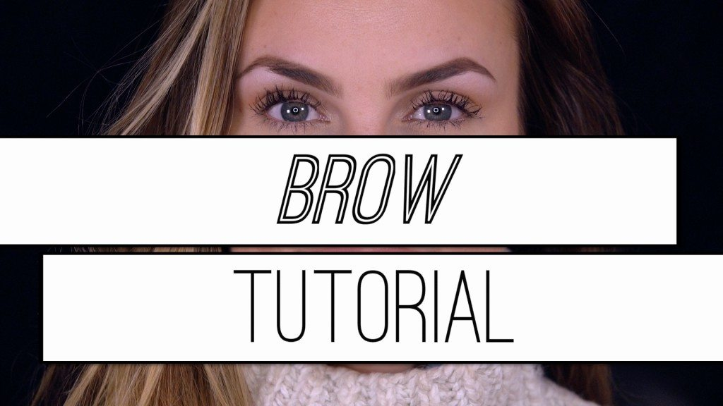 Brow Threading and Fill-In Tutorial