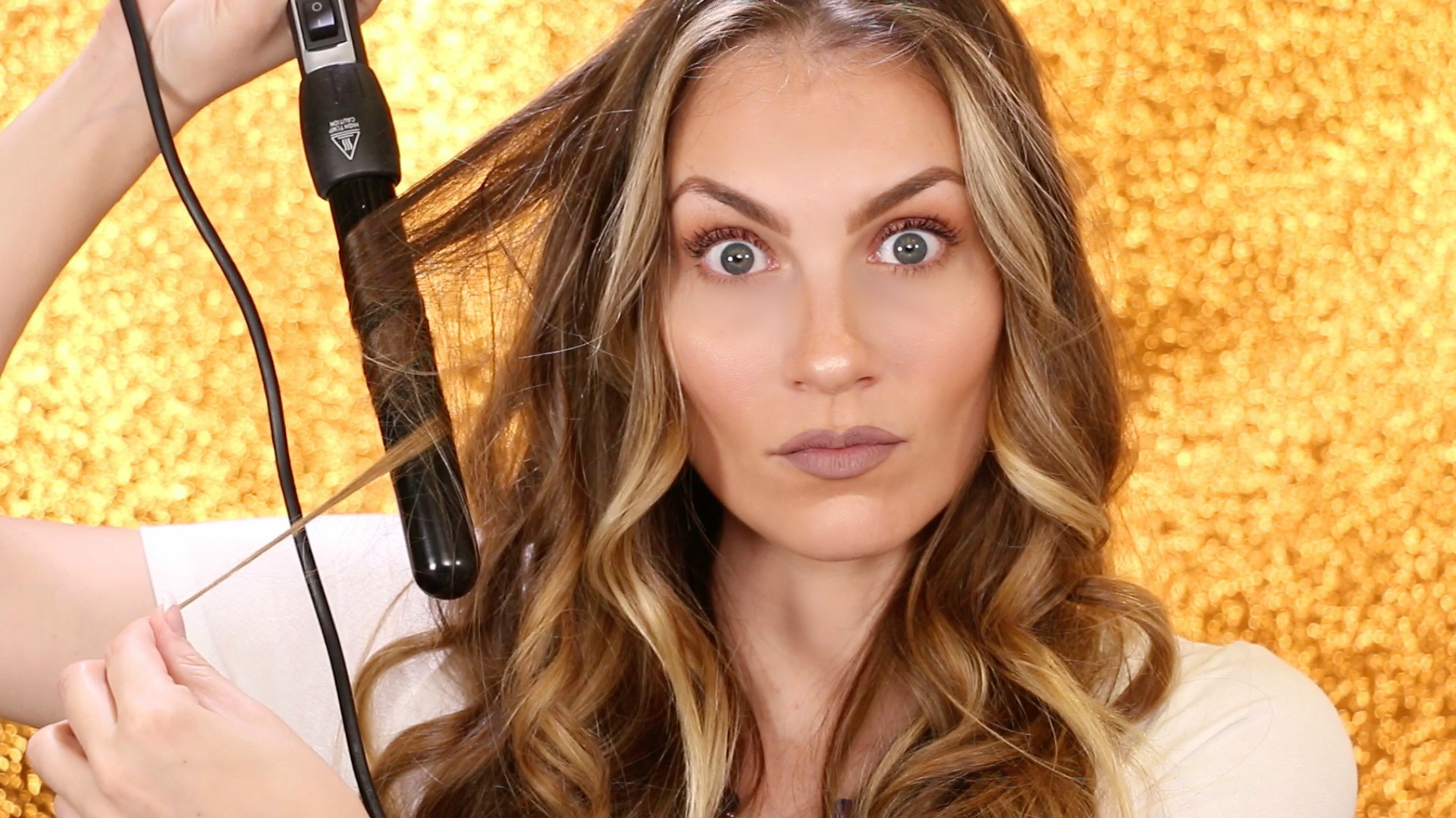 How to Curl Your Hair / Lazy Girl Curls