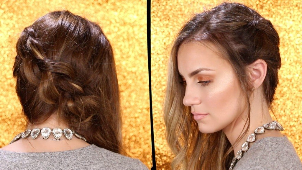 Valentine's Day Hair Tutorial + TotalBeauty Awards!