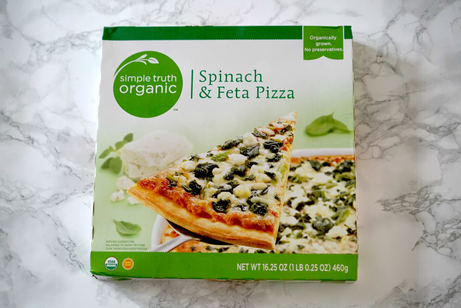 organic spinach & feta pizza angela lanter hello gorgeous