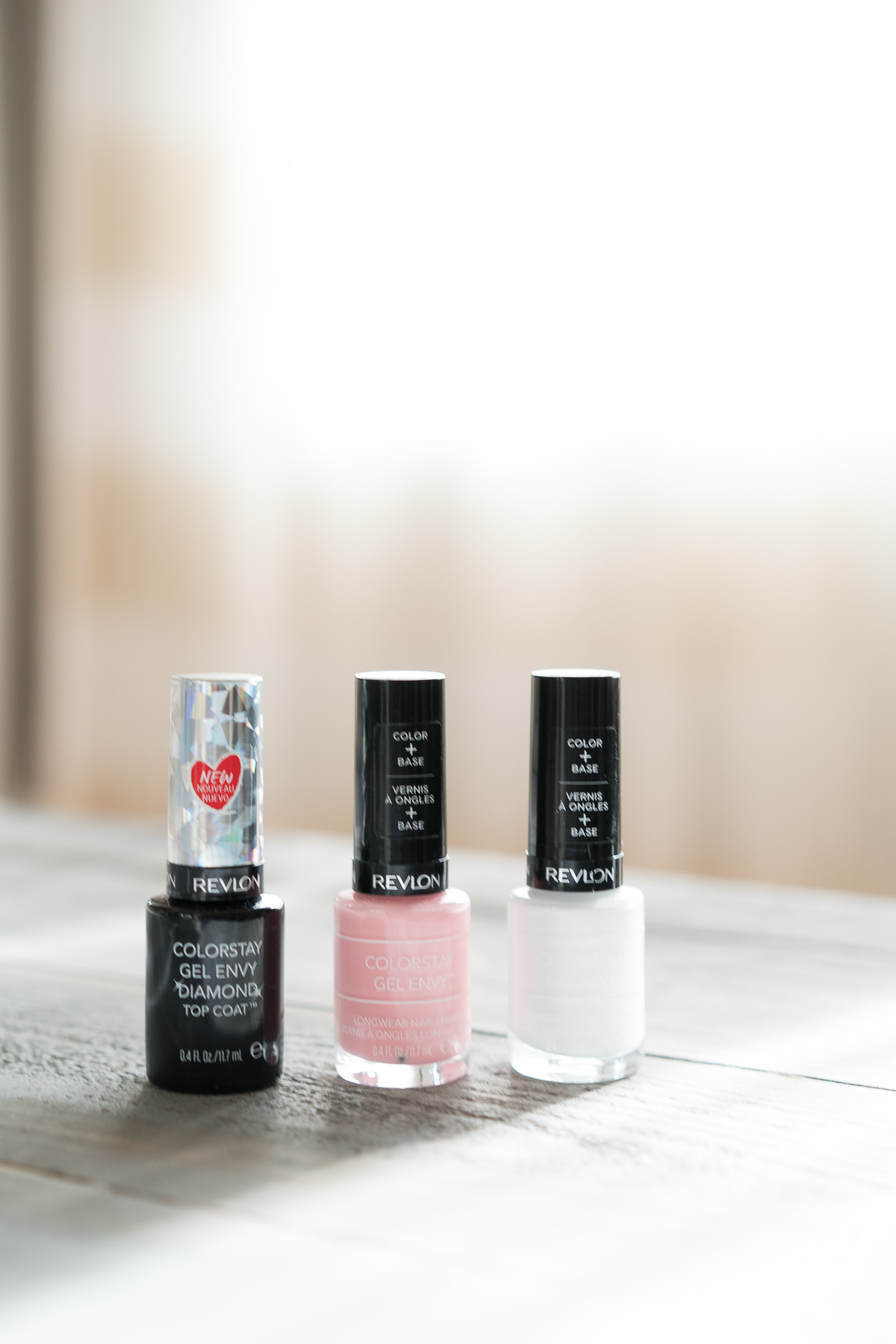 Revlon ColorStay Gel Envy Nail Polish Angela Lanter Hello Gorgeous