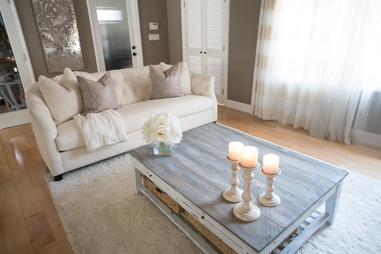 angela lanter living room home tour hello gorgeous