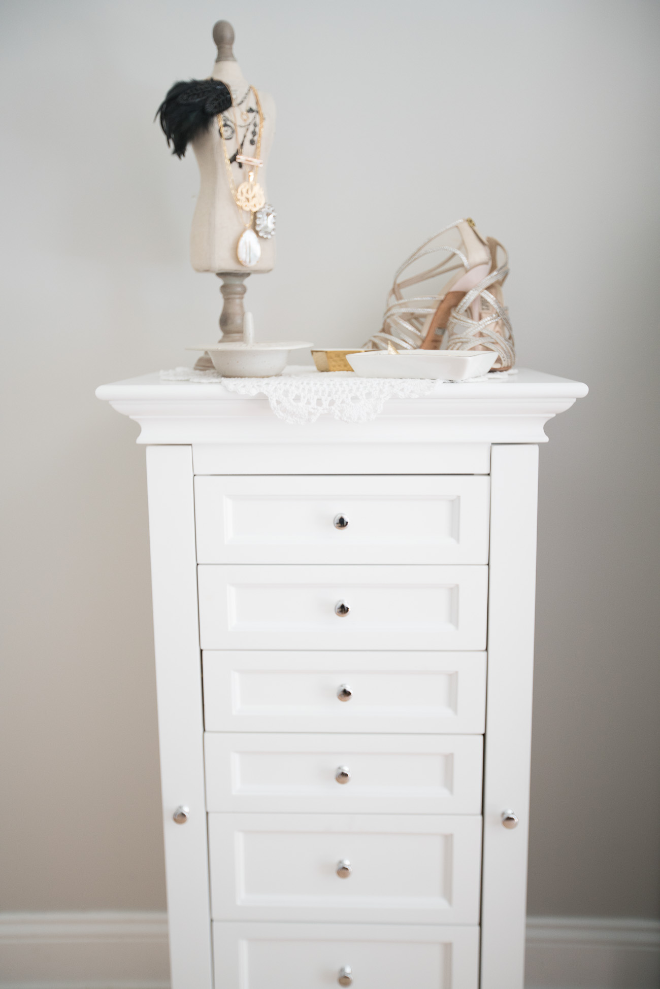 white jewelry armoire angela lanter hello gorgeous