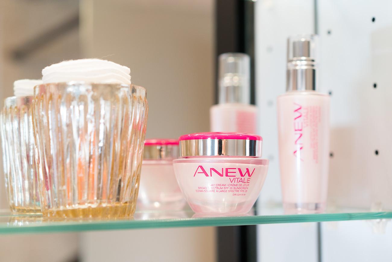 Avon ANEW Angela Lanter Hello Gorgeous