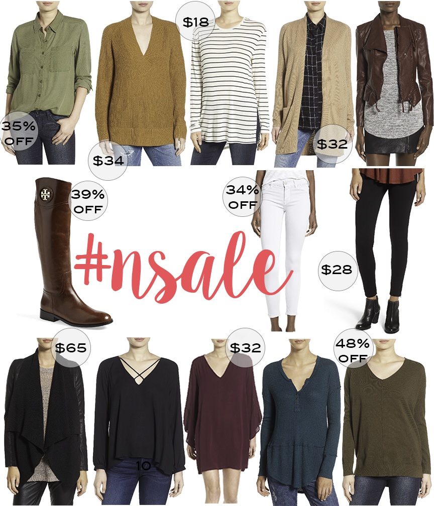 Nordstrom Anniversary Sale #NSale Haul Collage| Latest Fashion Trends For Women By Angela lanter