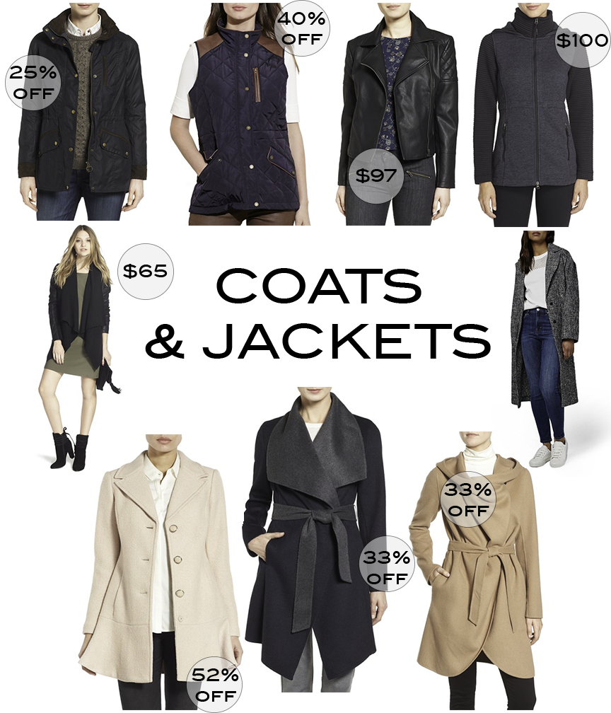 Nordstrom anniversary sale coats and jackets angela lanter hello gorgeous