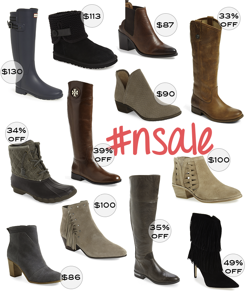 Nordstrom anniversary sale fall boots and booties angela lanter hello gorgeous