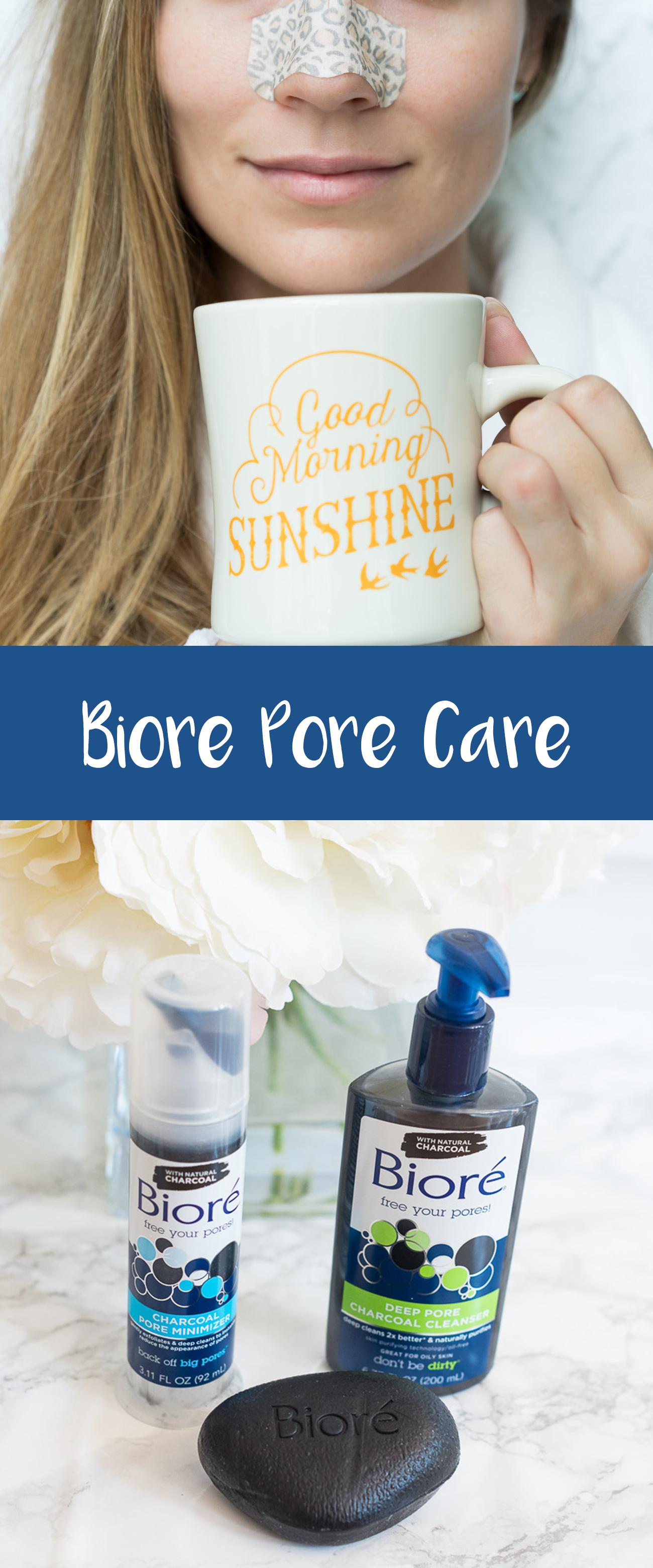 Biore Pore Care By Angela Lanter