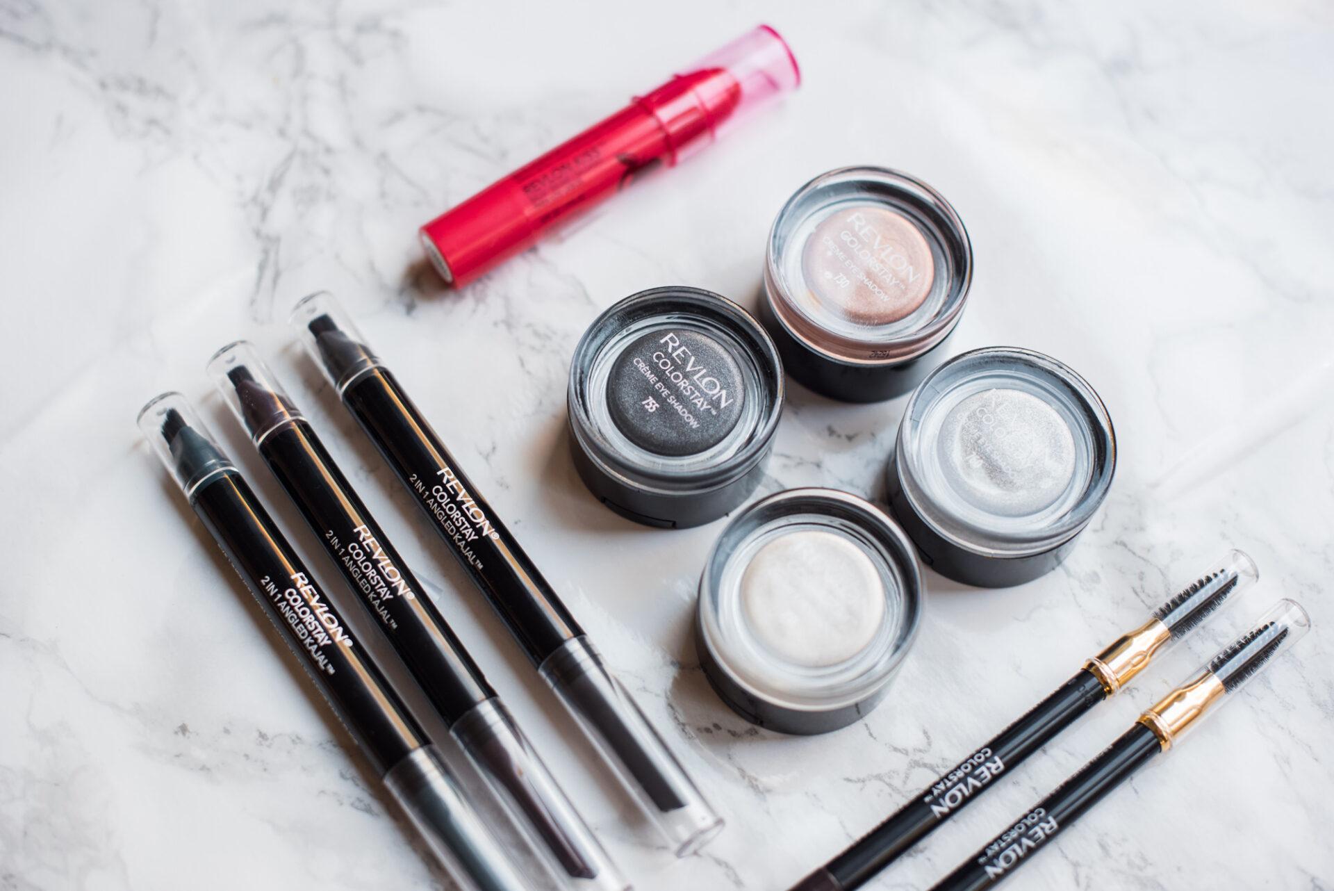Revlon Colorstay eye collection review tutorial    Fashion styles for women    angela lanter hello gorgeous