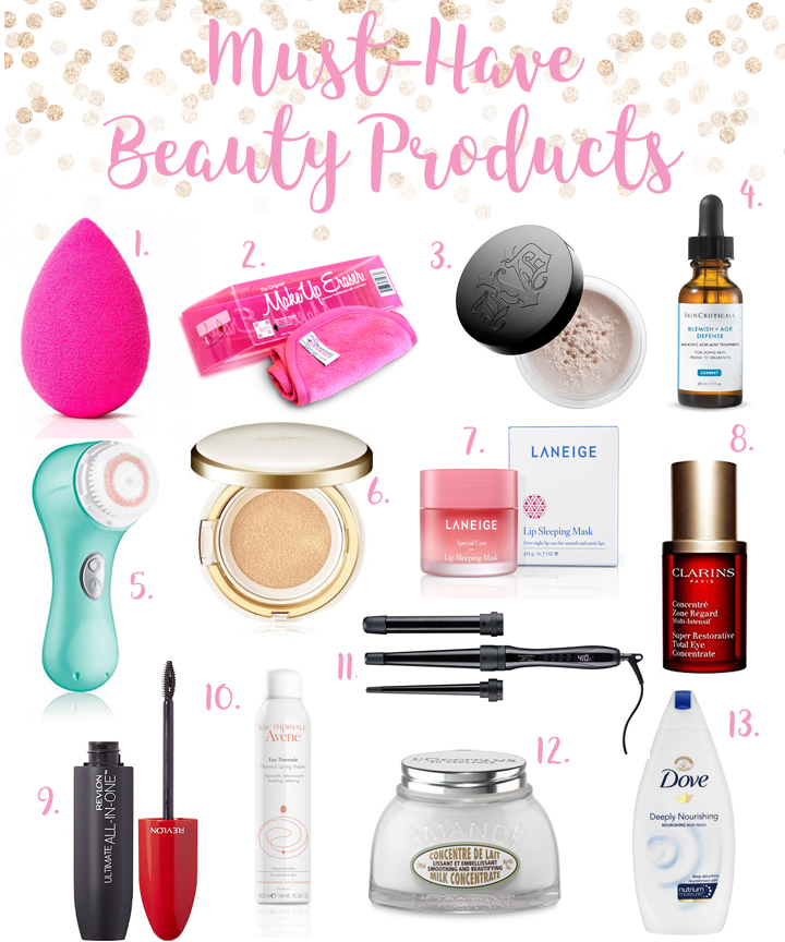 Must Have Beauty Products Angela Lanter Hello Gorgeous