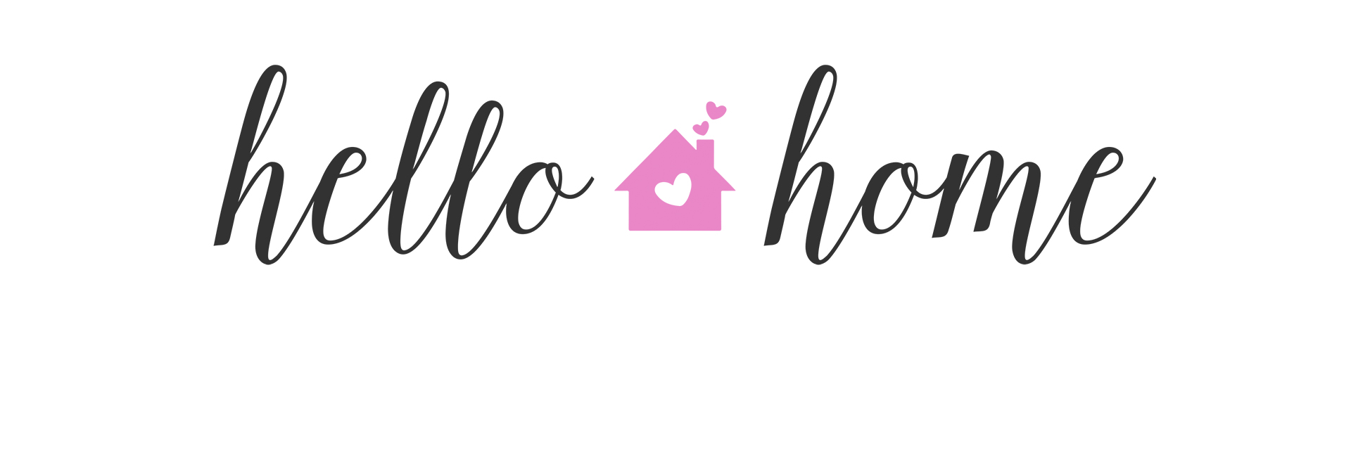 Hello Home Header for Hello Gorgeous