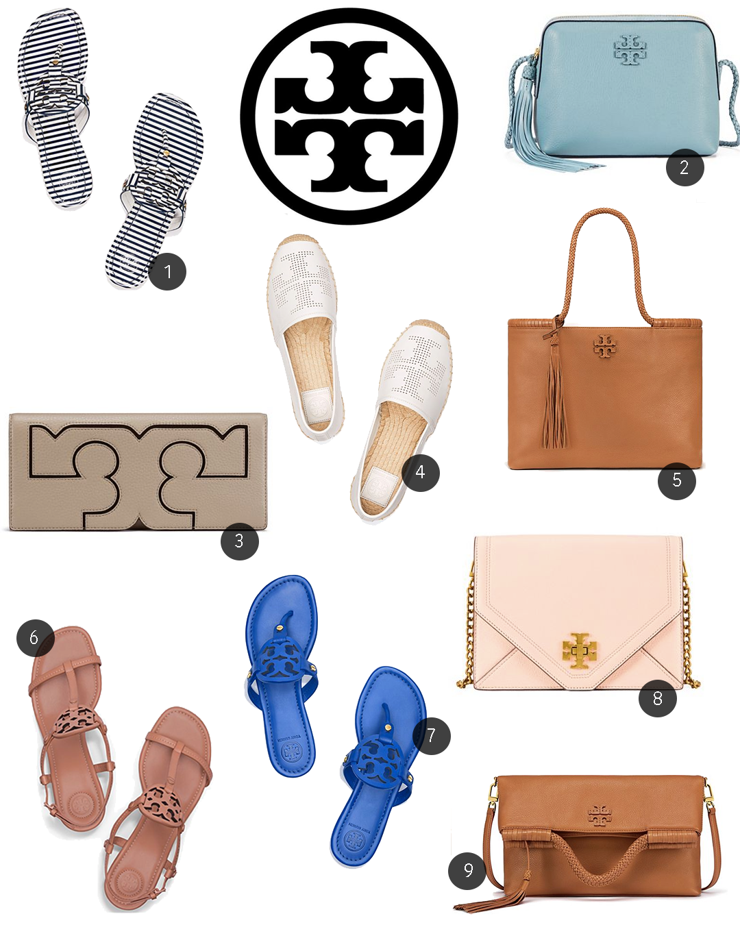 Tory Burch Spring Event Sale Angela Lanter Hello Gorgeous