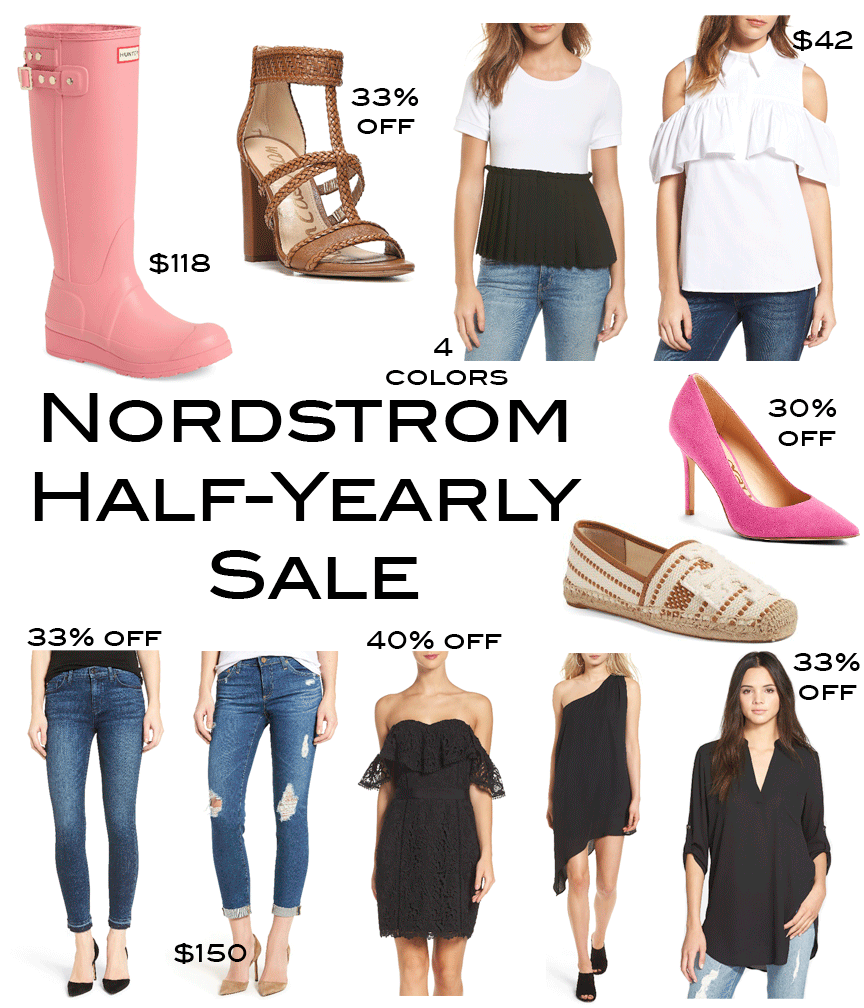 Nordstrom Half Yearly Sale angela lanter hello gorgeous