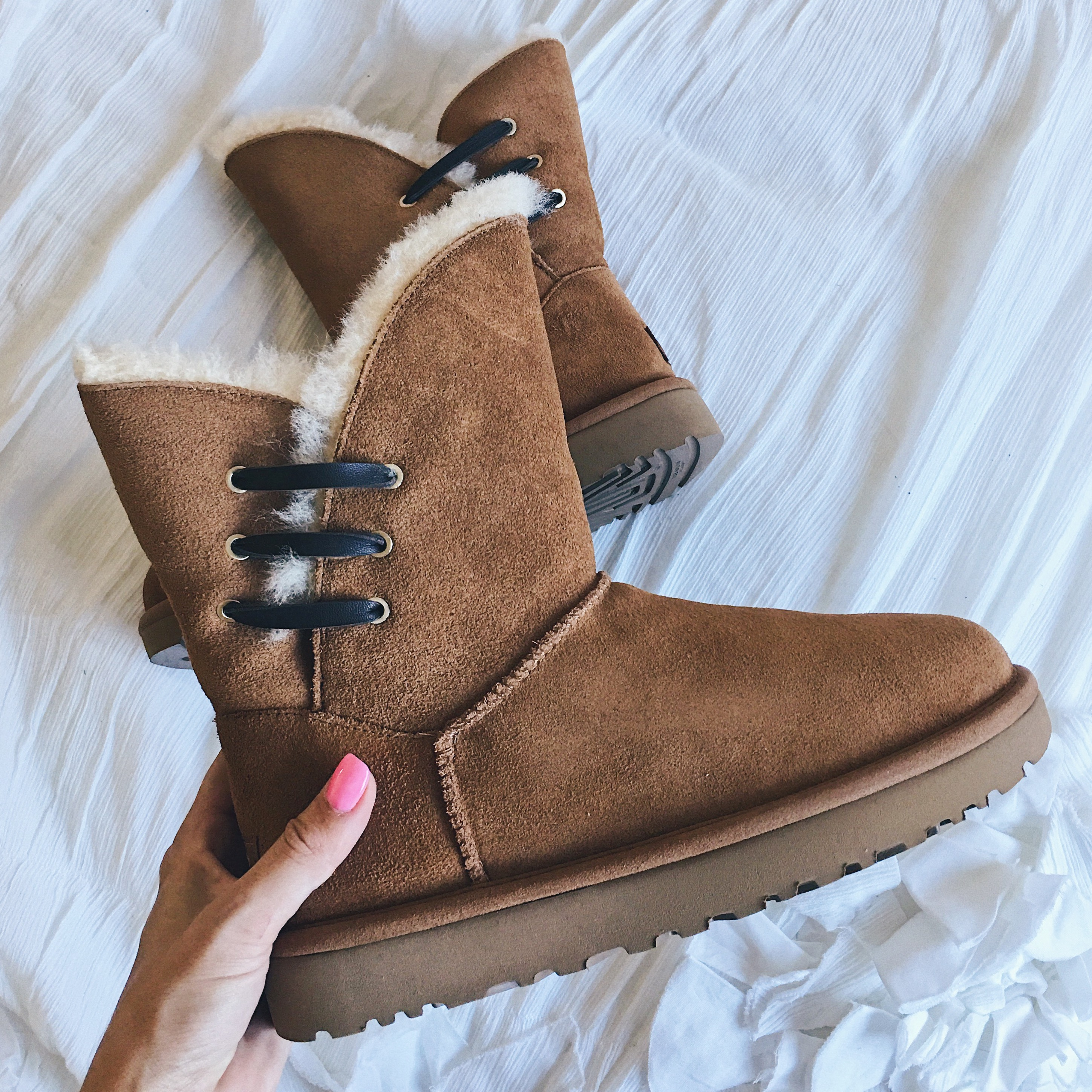 ugg boots nordstrom anniversay sale angela lanter hello gorgeous