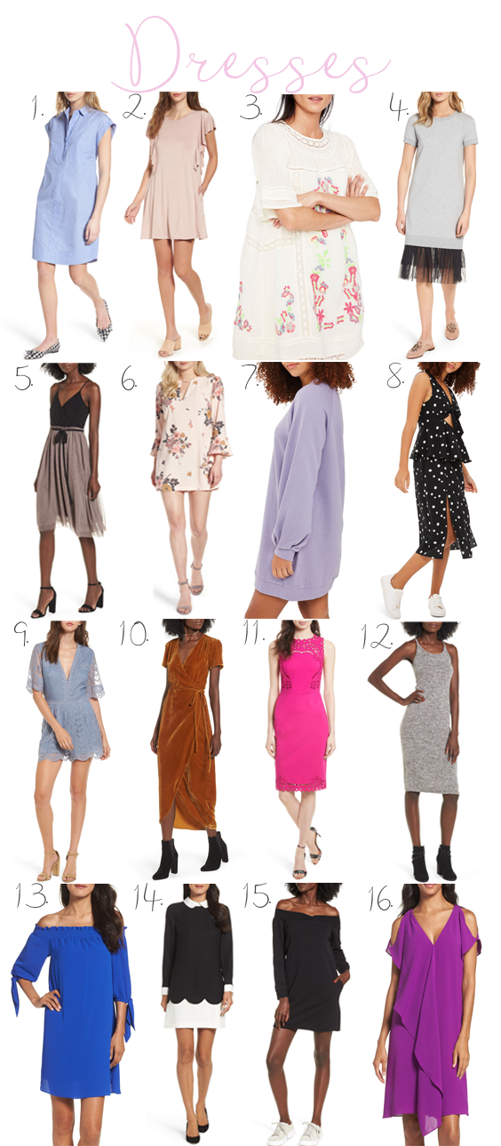 Nordstrom Anniversary Sale dresses angela lanter hello gorgeous