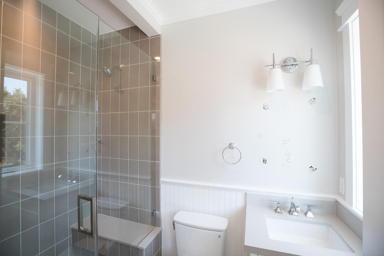 Studio Bathroom Reveal with BEHR angela Lanter hello gorgeous