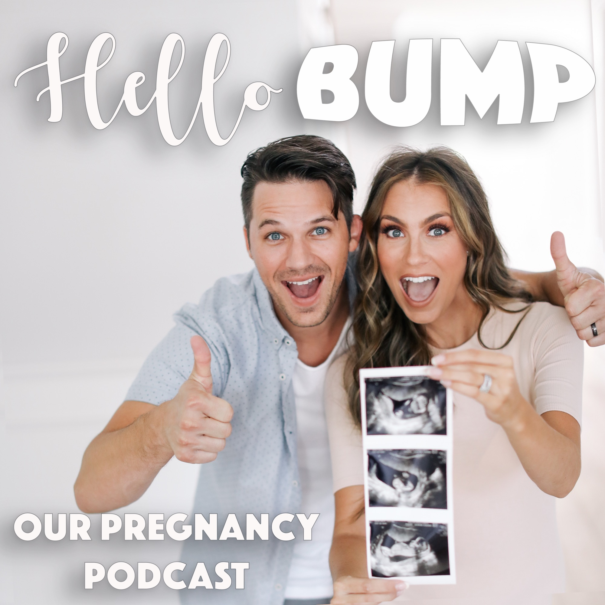 Hello Bump: Episode 12 + Bonus with Melissa & Justin Gaston