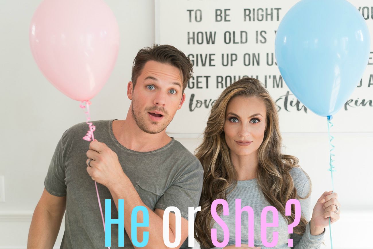 Hello Bump Podcast Gender Reveal Episode he or she angela lanter hello gorgeous