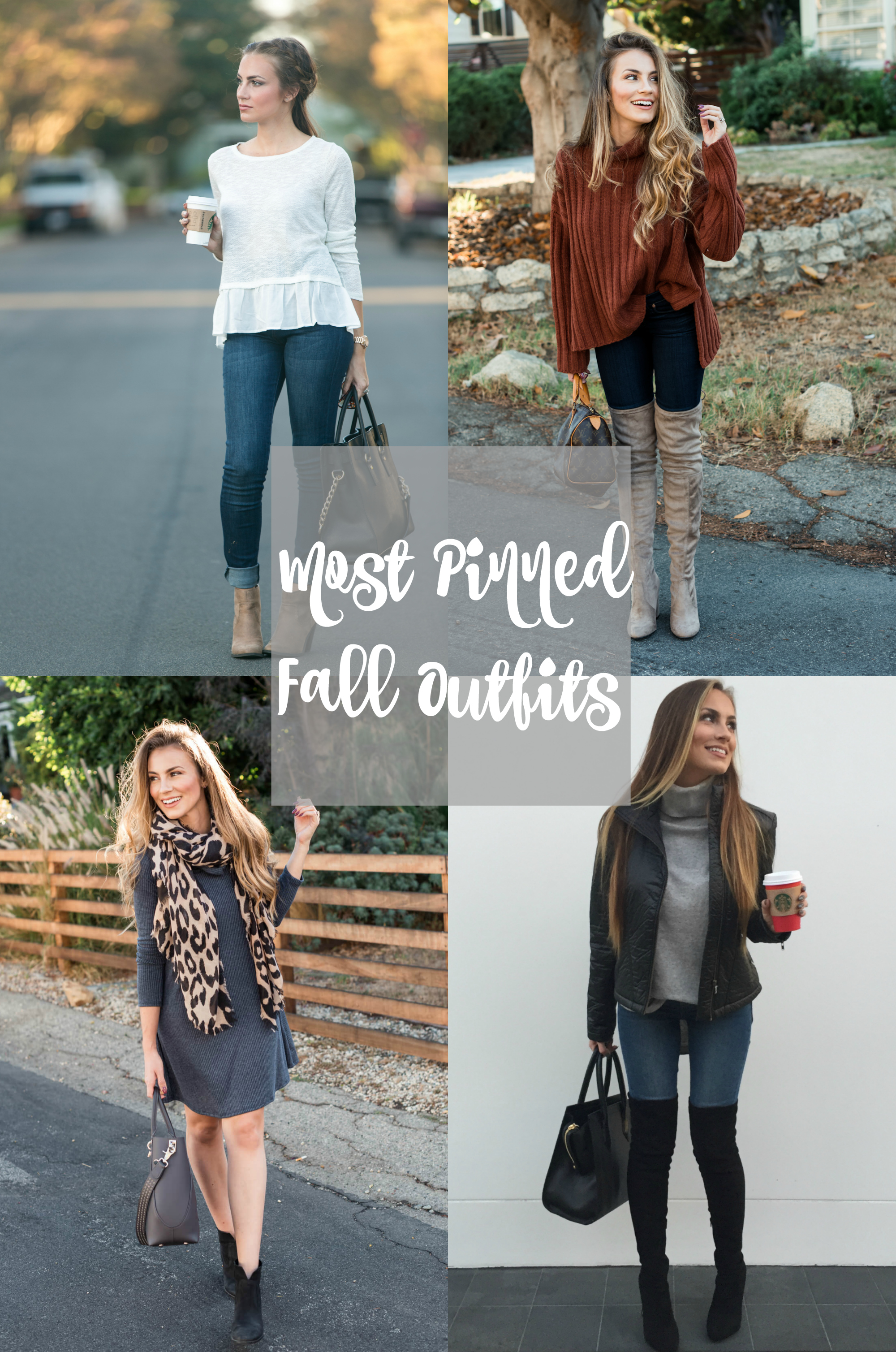 10 Most Popular Fall Outfits on Pinterest , Hello Gorgeous