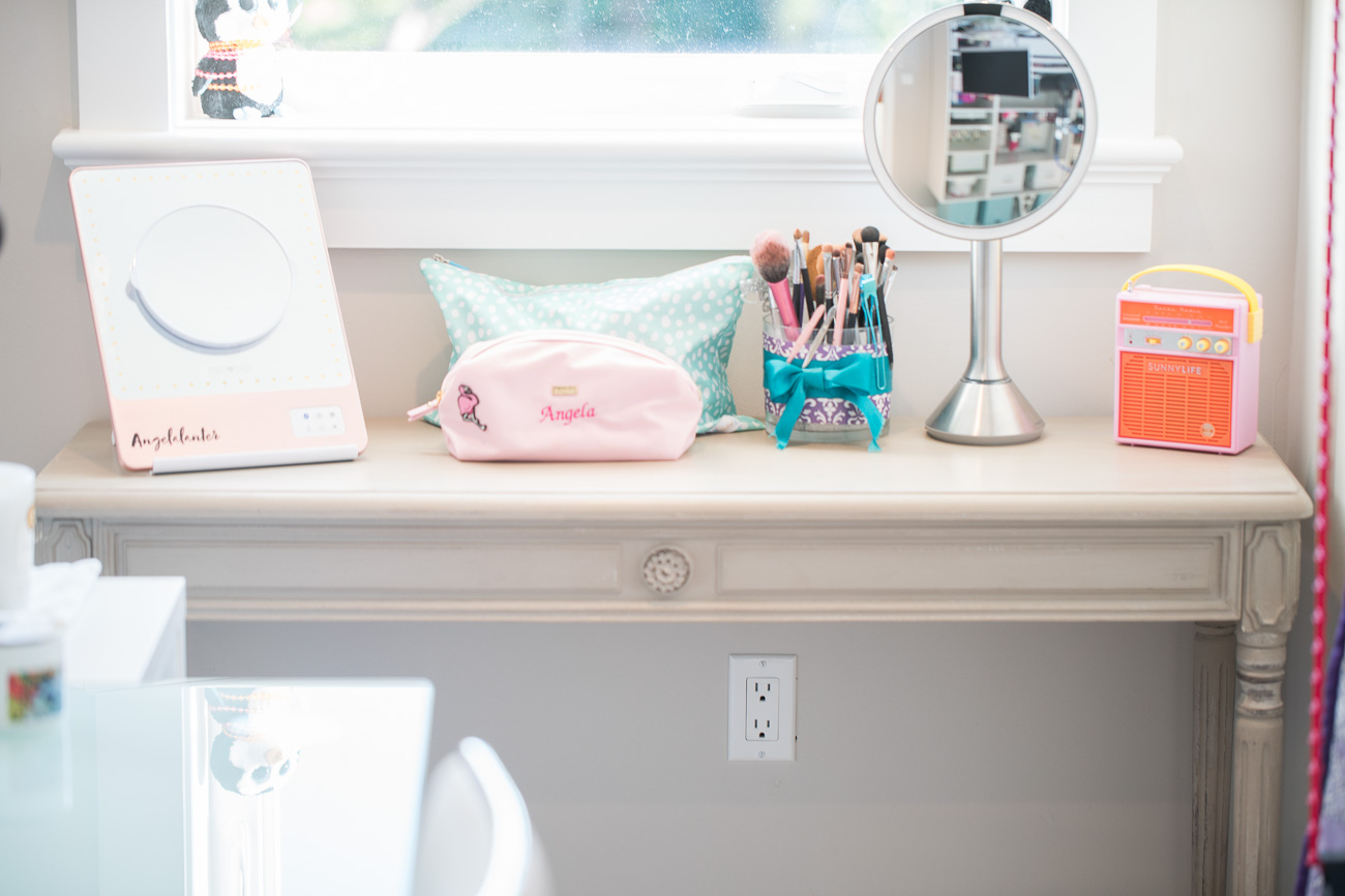 Hello Home Beauty Room Office Reveal Angela Lanter Hello Gorgeous