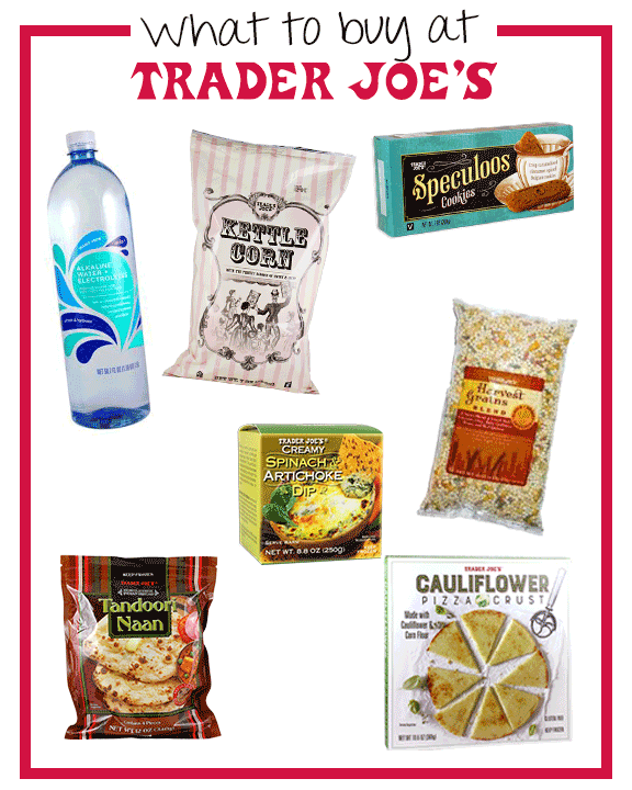 What to Buy at Trader Joe's Angela Lanter Hello Gorgeous