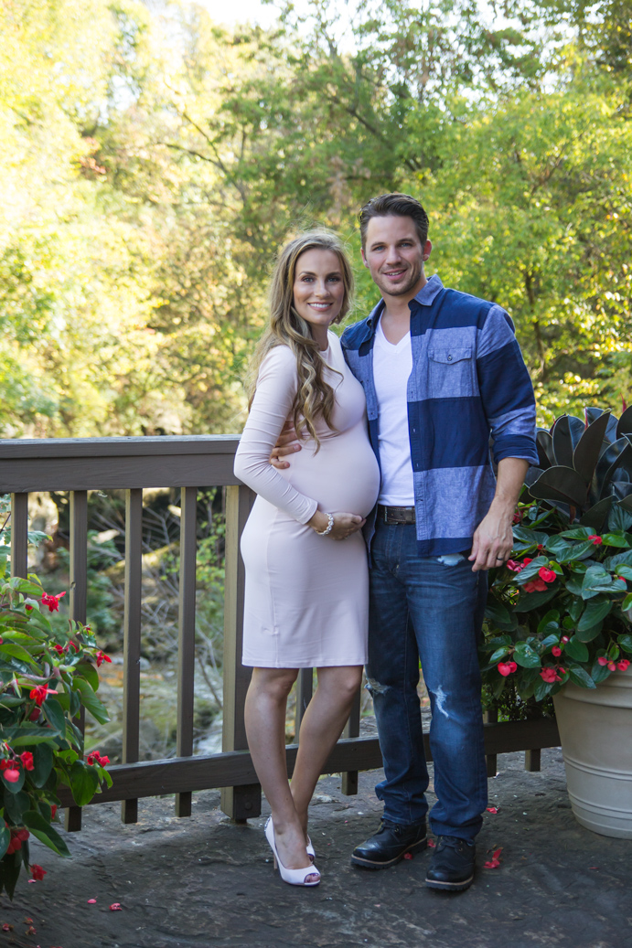What I Wore to my Baby Shower Angela Lanter Hello Gorgeous