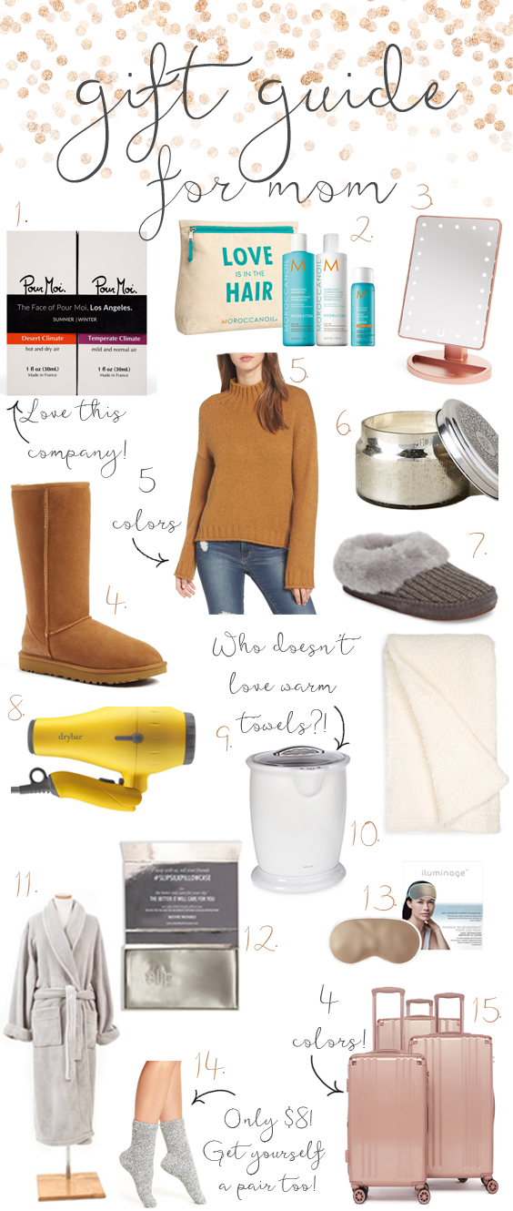 The Gift Guide: For Your Mom Angela Lanter Hello Gorgeous