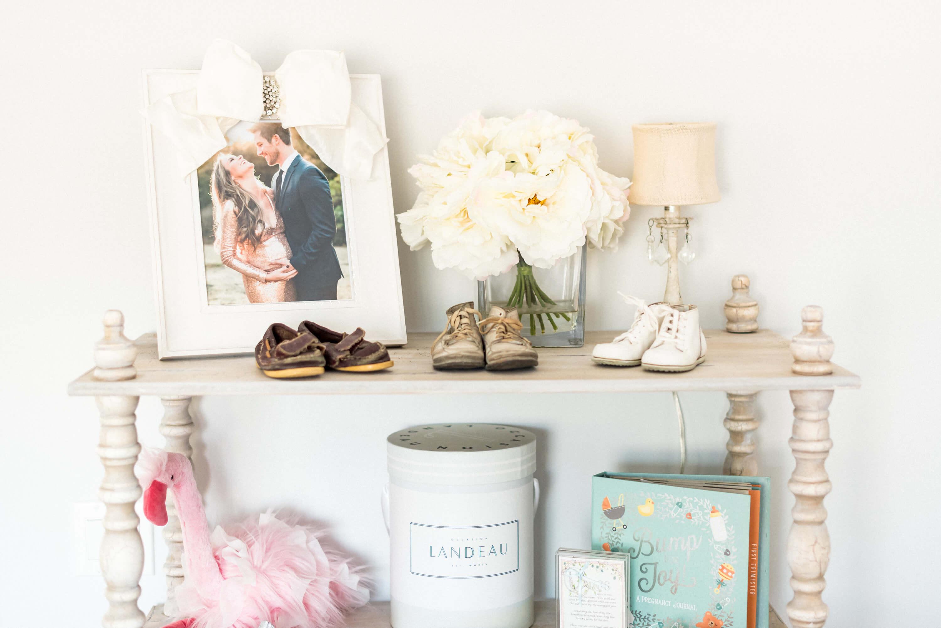 MacKenlee Faire Nursery reveal Angela Lanter hello gorgeous