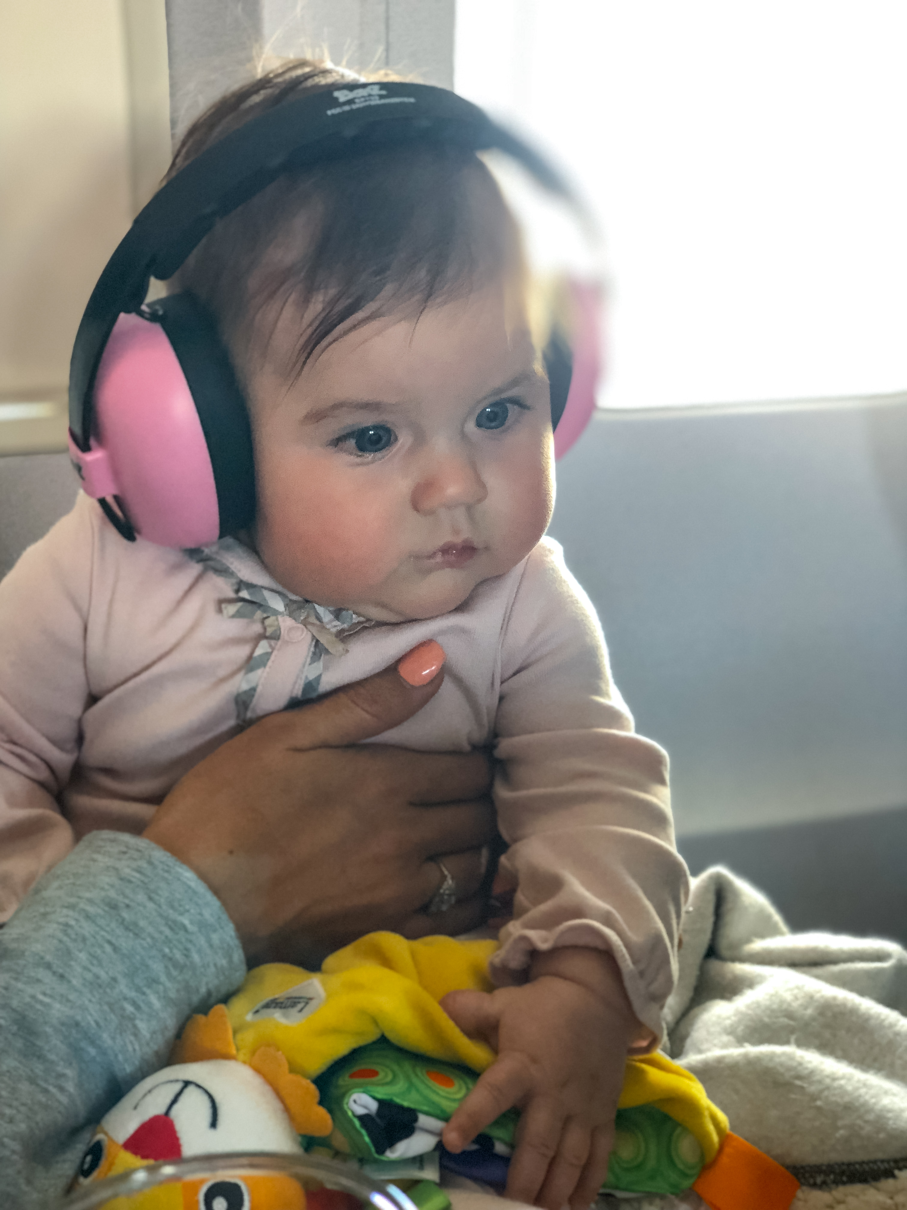 airplane baby travel tips