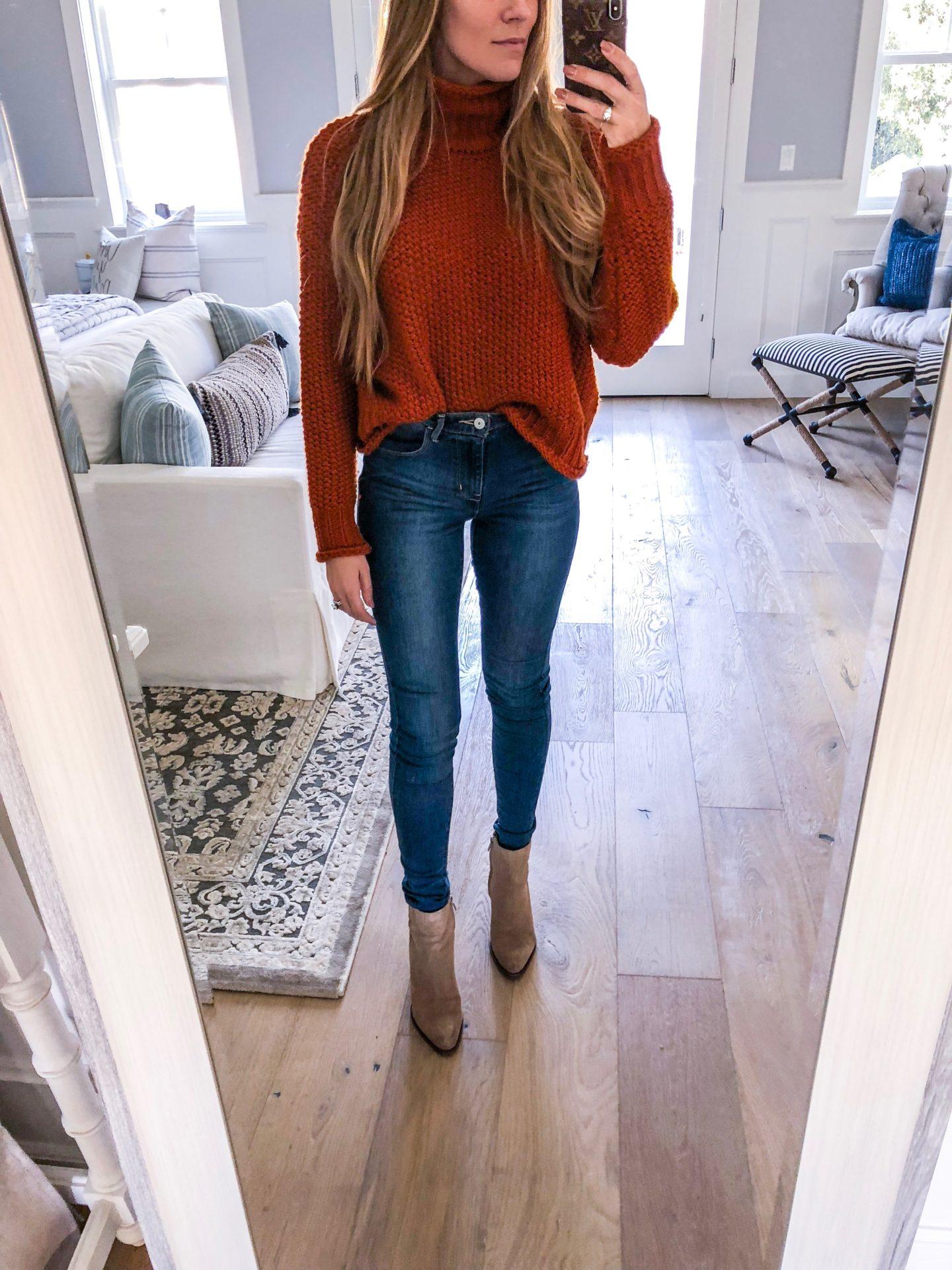 5 Ways to Style Skinny Jeans