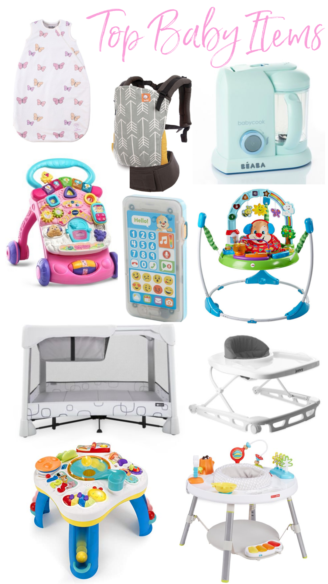 Our Favorite Baby Products 6-12 Months - Hello Gorgeous ...