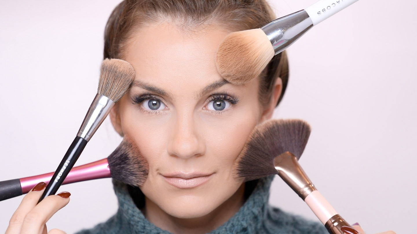 Makeup Brushes for Beginners angela lanter hello gorgeous