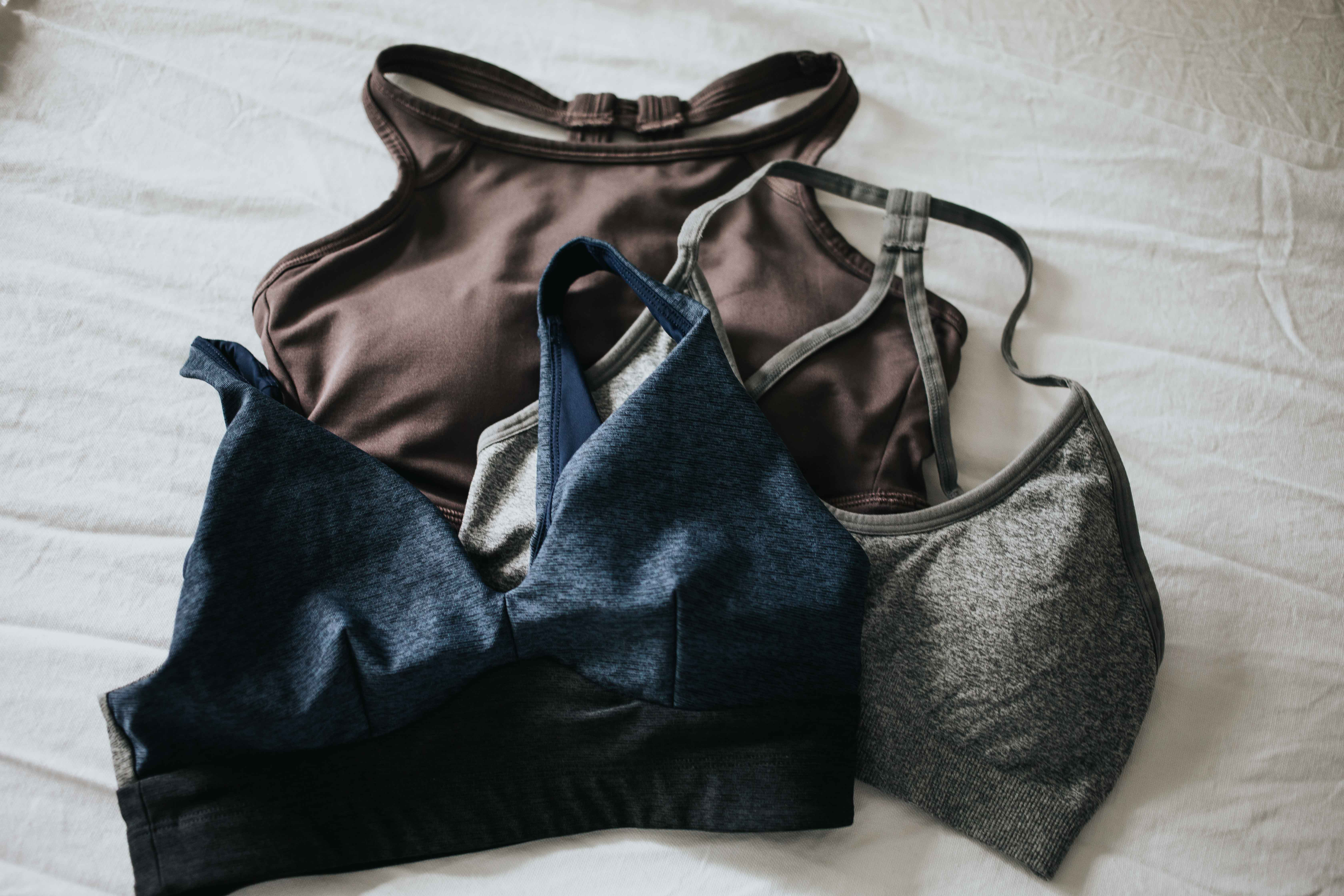 GTT: My Favorite Bras