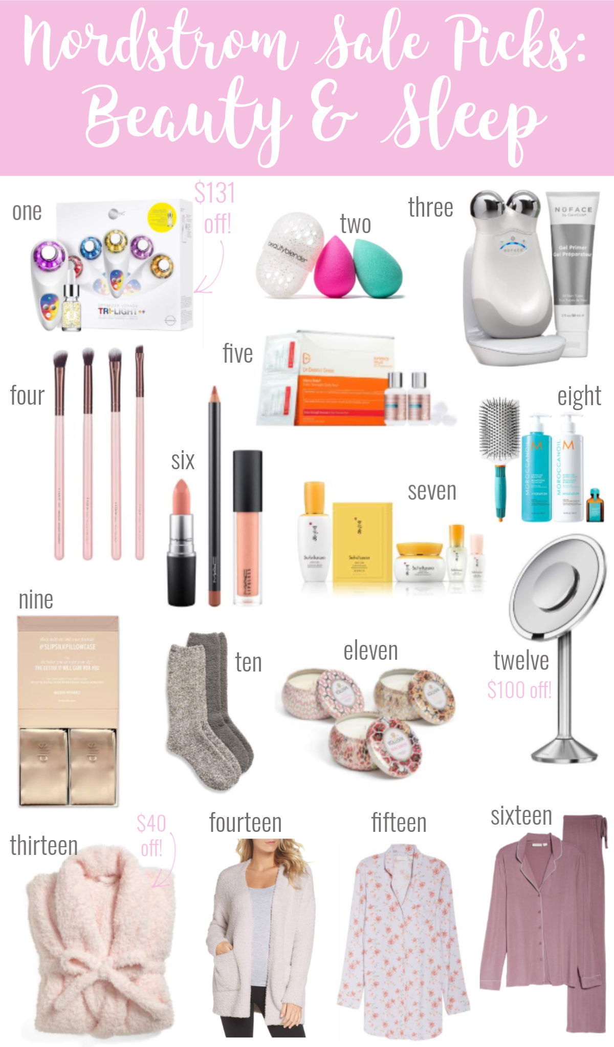 Nordstrom Sale Beauty Faves