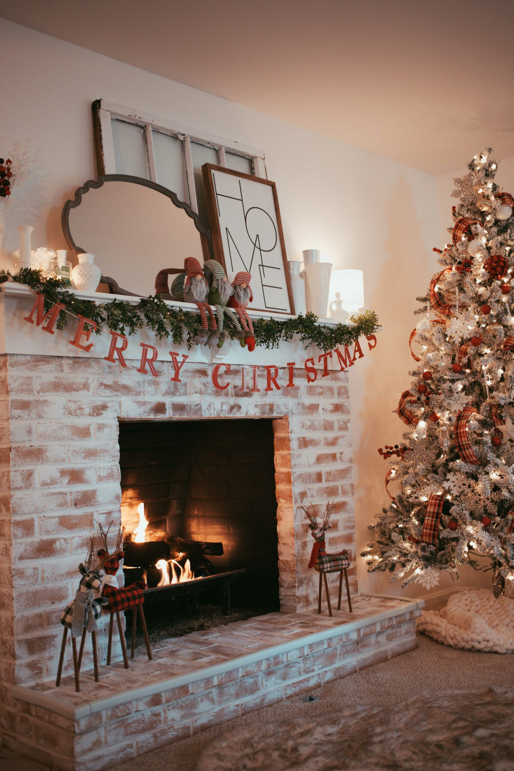 How to Decorate Your Christmas Tree Under $150 angela lanter hello gorgeous