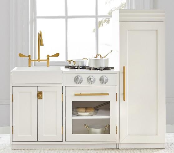 $100 Amazon Play Kitchen Review angela lanter hello gorgeous
