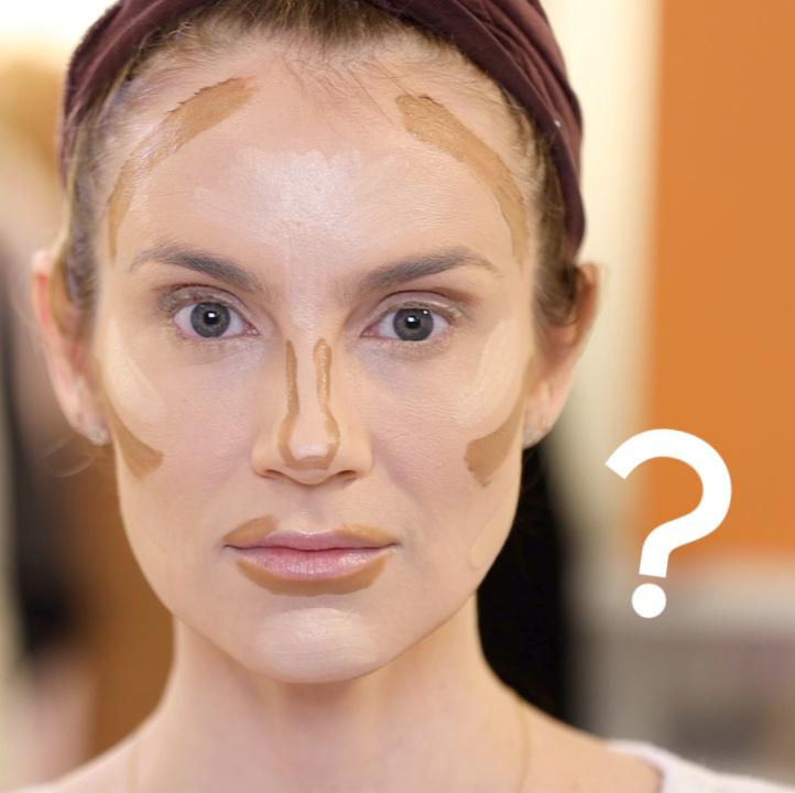 Testing JLO's #1 Beauty Hack: BEST Contour!??