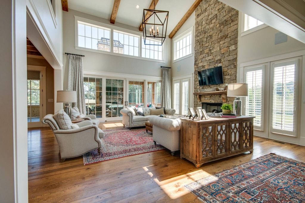 Our Nashville Home: The Fireplace angela lanter