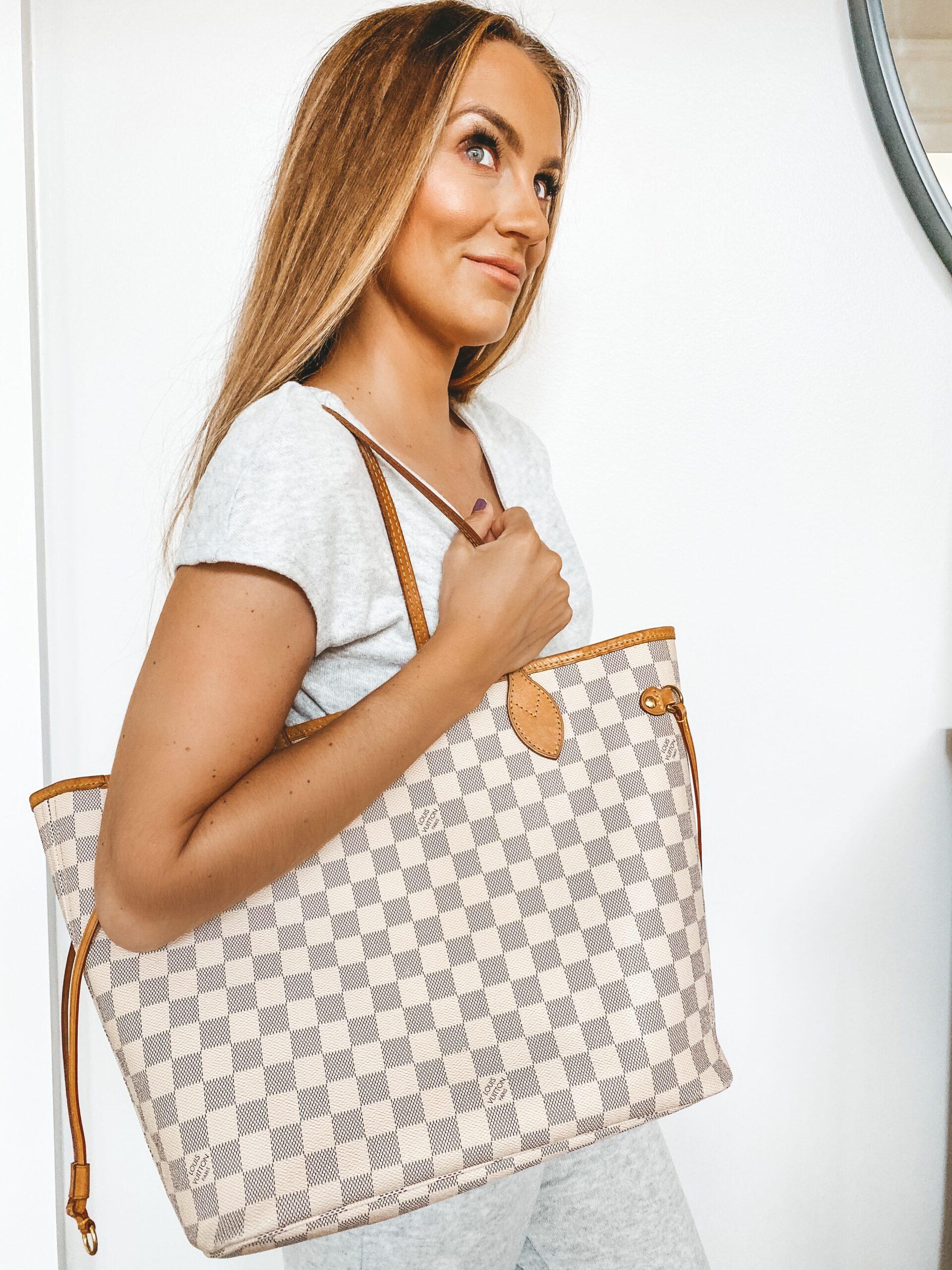 $1500 Louis Vuitton Bag vs $50 Walmart Dupe