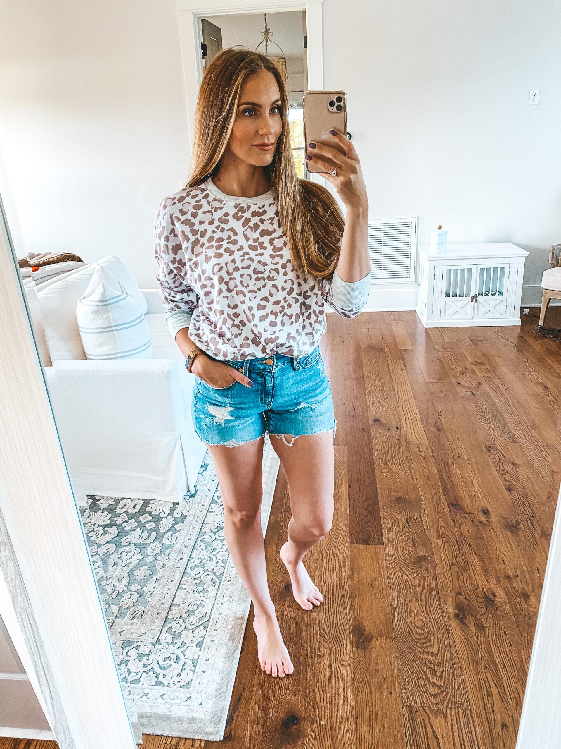 Summer Denim Shorts Guide