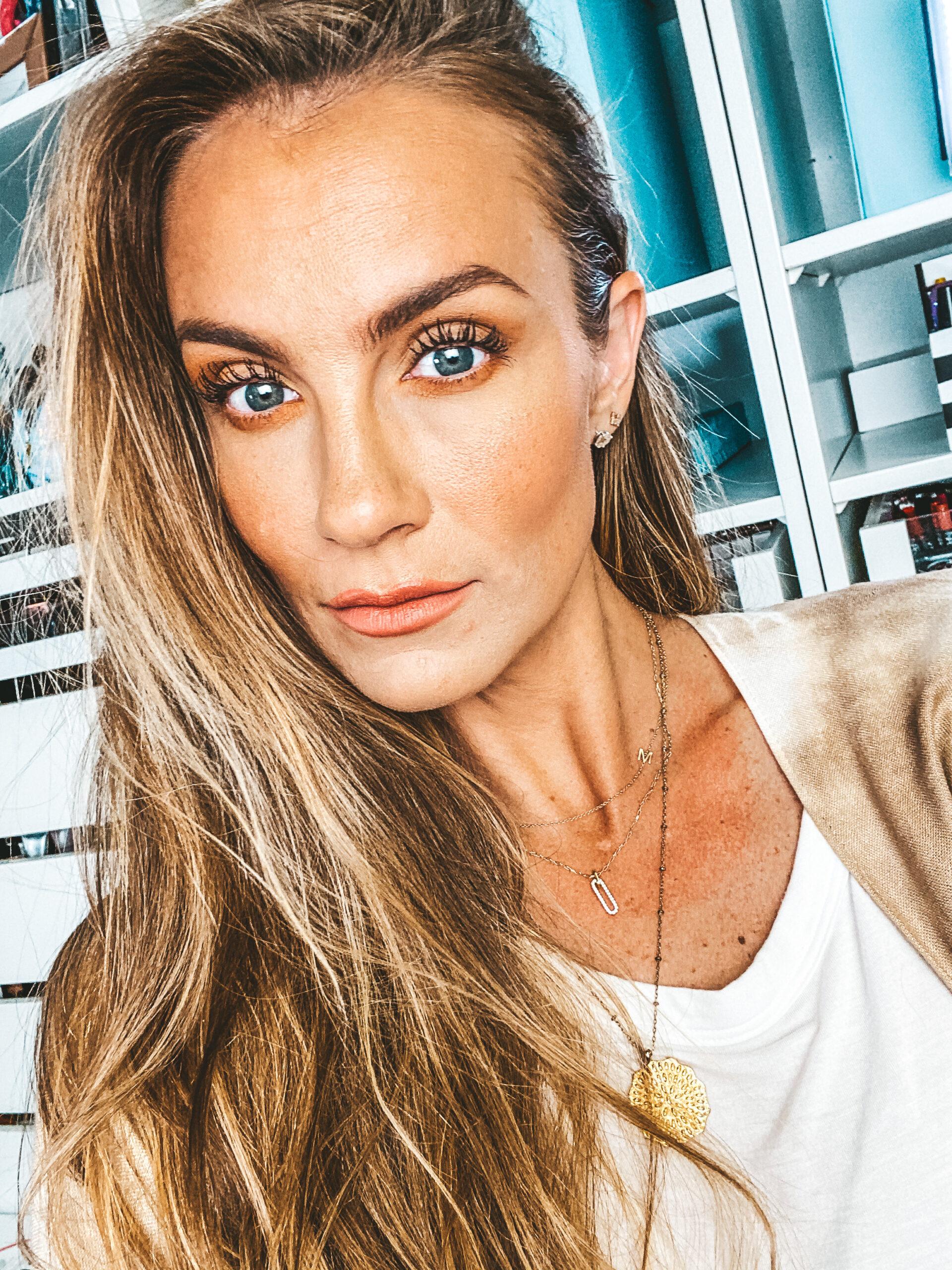 Full Face using ONLY Walmart Makeup