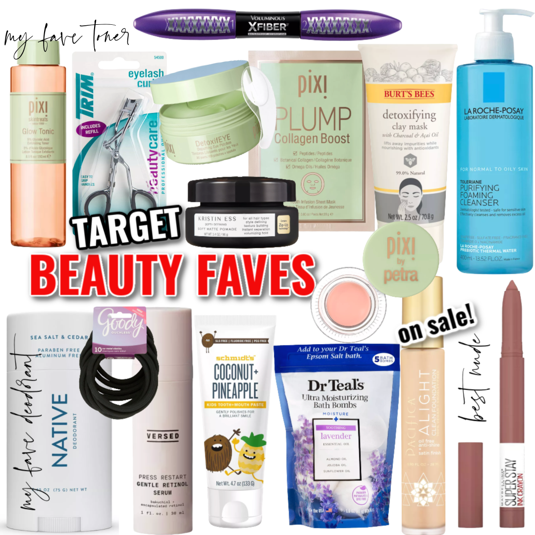The Best Beauty Products You Can Buy At Target