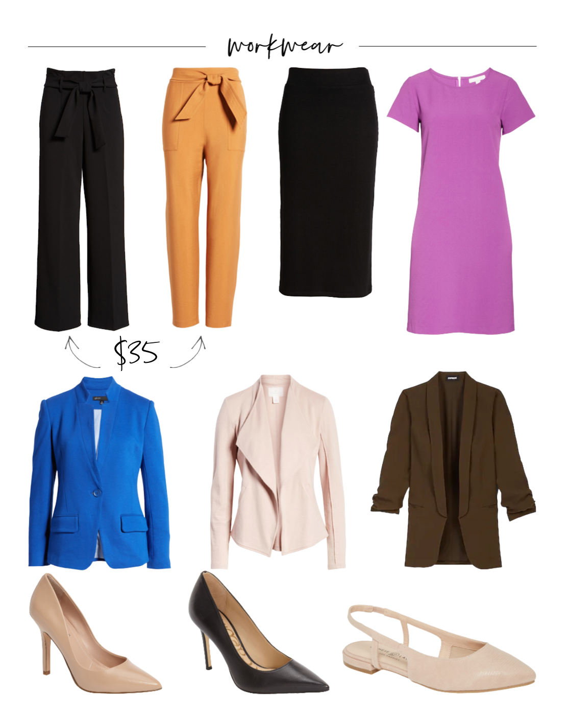 What To Wear To Work This Summer - GTT